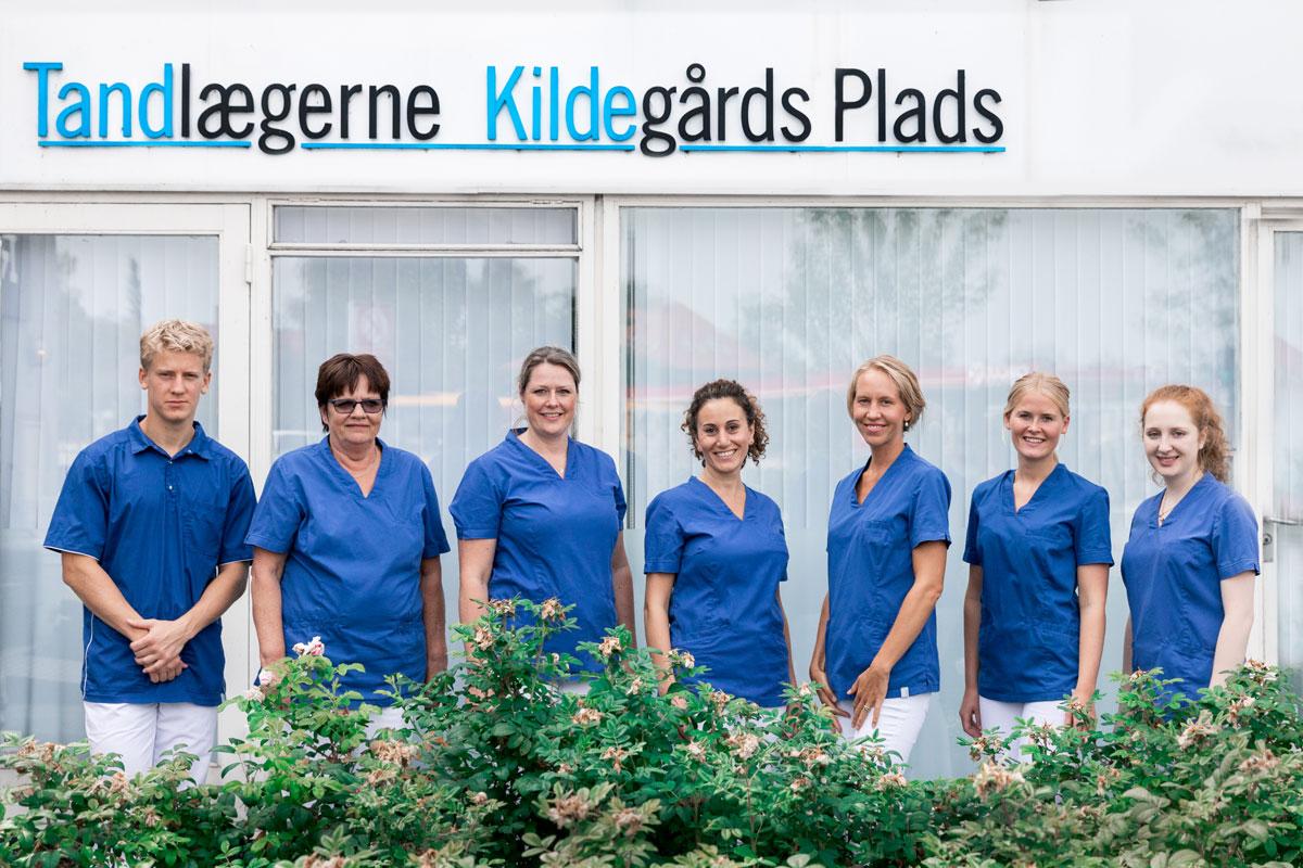 Vores tandlæger og dygtige tandplejere | Tandlægerne Kildegårds Plads, Gentofte